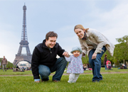 International Moving - couple in europe