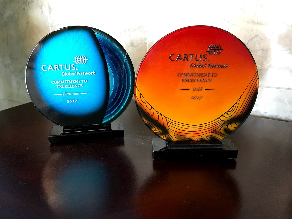 William B. Meyer, Inc. is Recognized at Cartus 2017 Global Network Conference