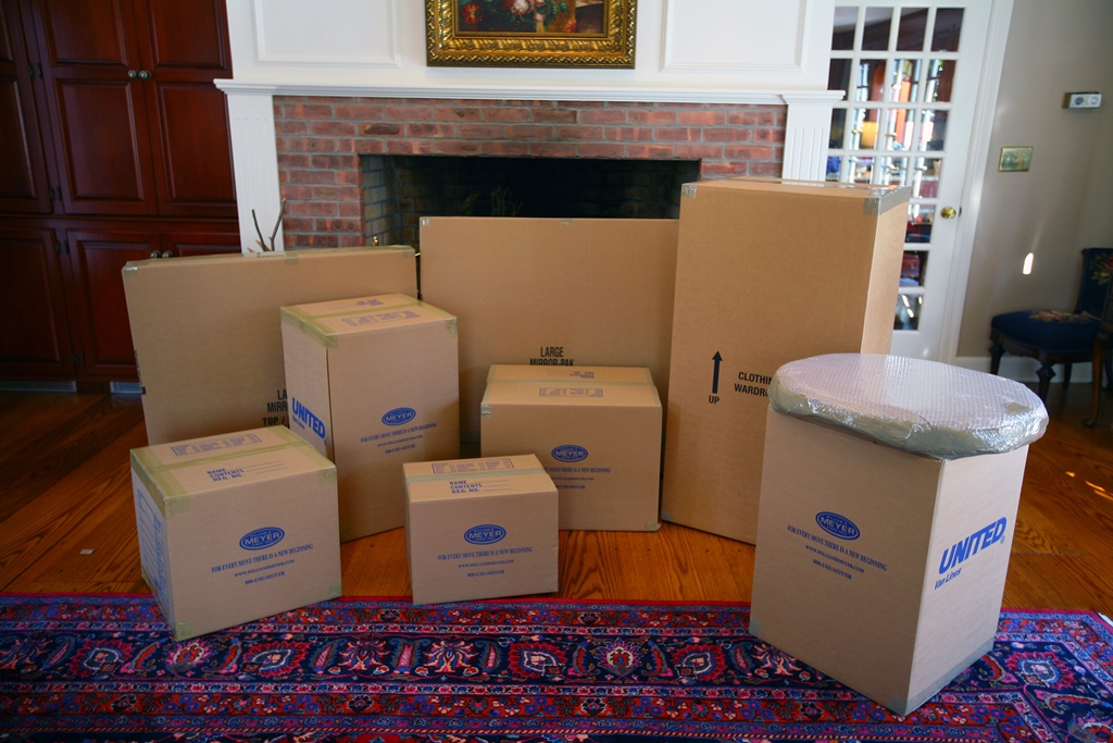 Essential Moving Supplies Every Family Needs