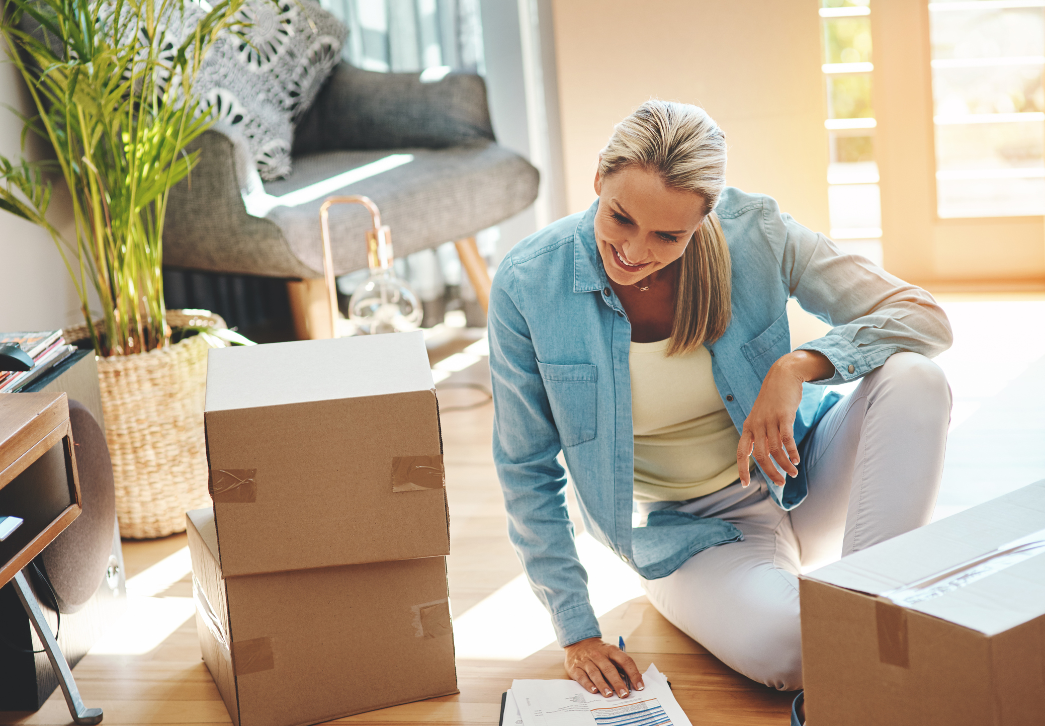 The Ultimate Moving Timeline: Everything You Need to Do Before You Move