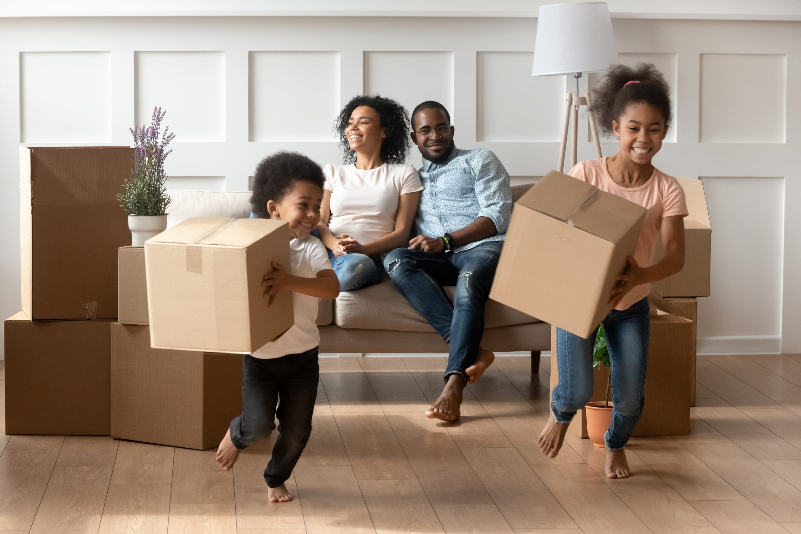 6 Tips to Help Kids Get Used to Moving