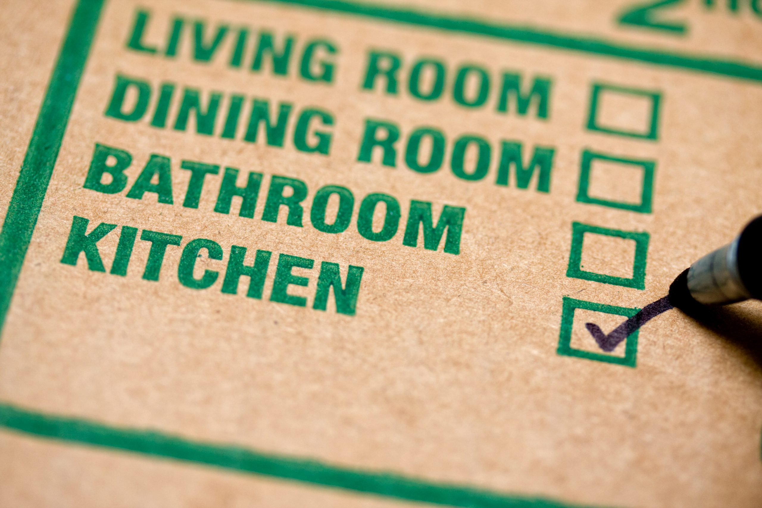 The Brief Guide That Makes Labeling Boxes for a Move Simple