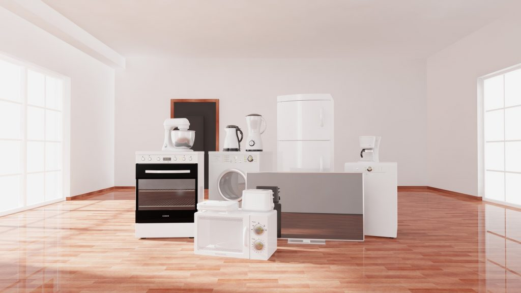 How to Move Kitchen Appliances
