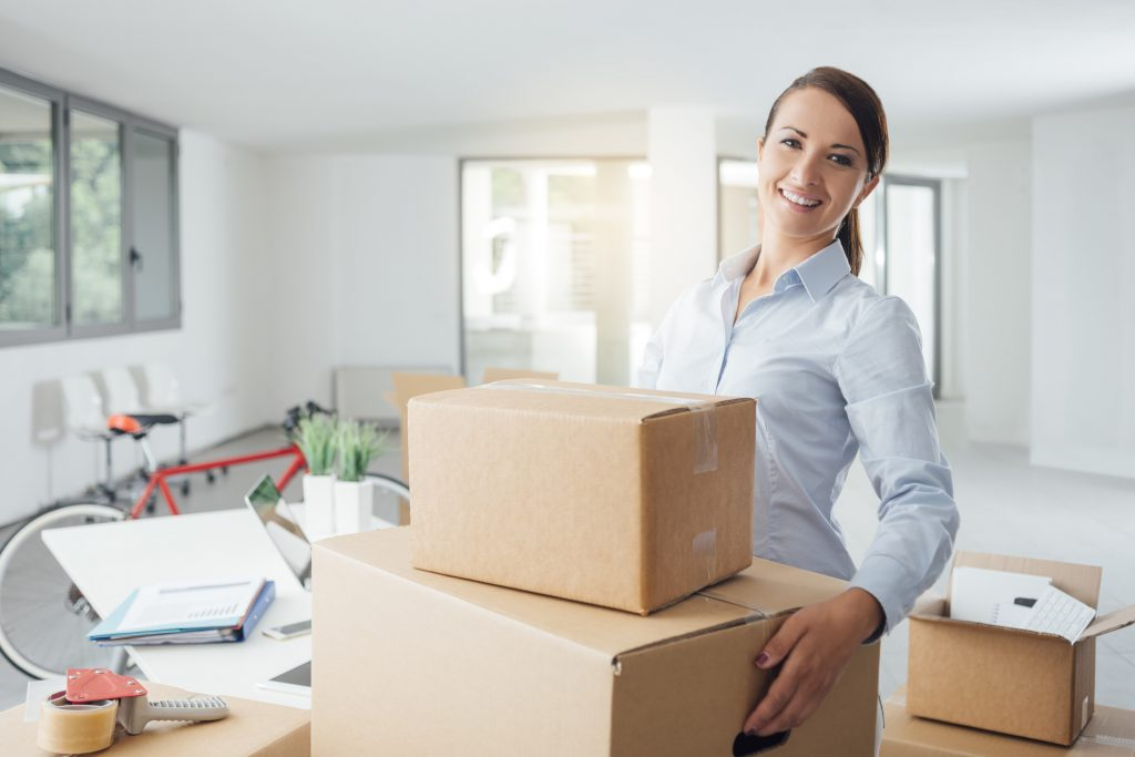 Work From Home and Moving? Tips for Packing a Home Office and Managing Work During a Move