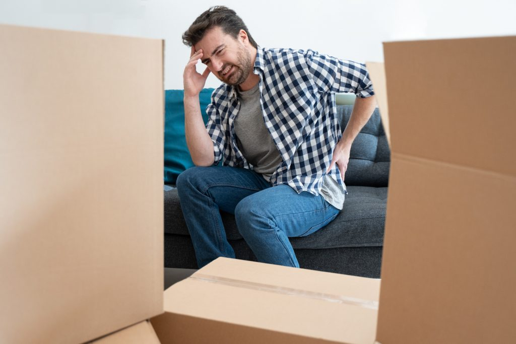 Moving Safely – How to Avoid Injury by Taking Care of Yourself