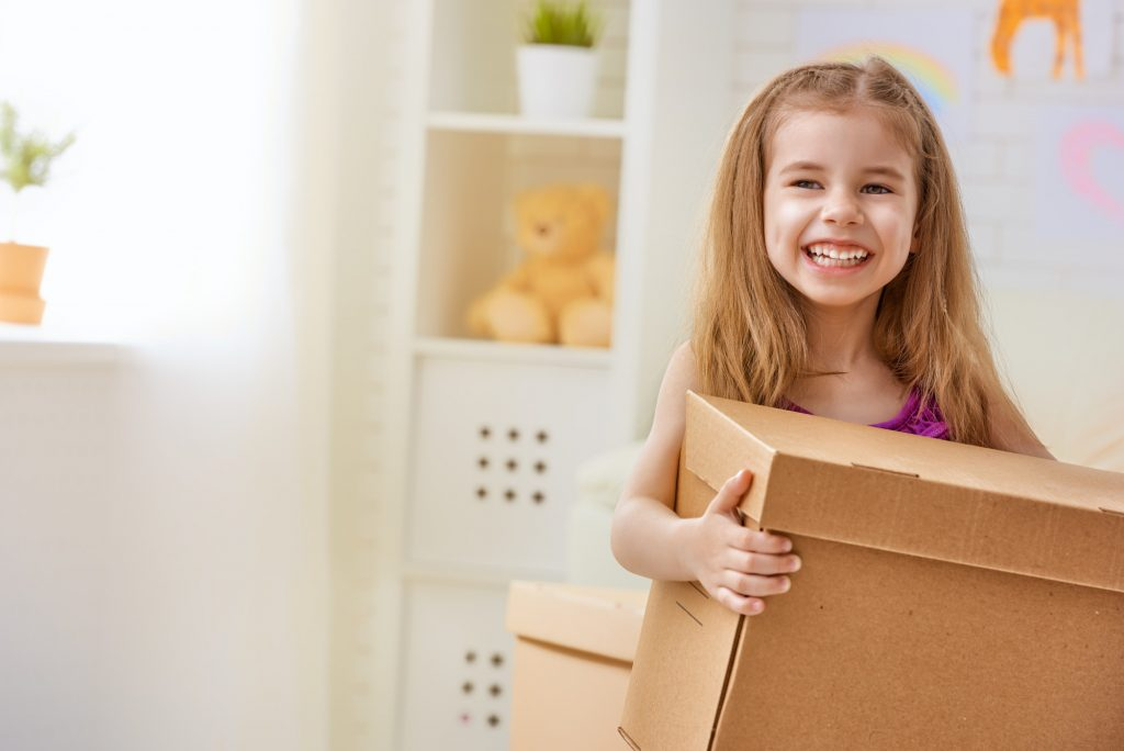 Moving Across the Country With Kids? Pack These Five Essential Items