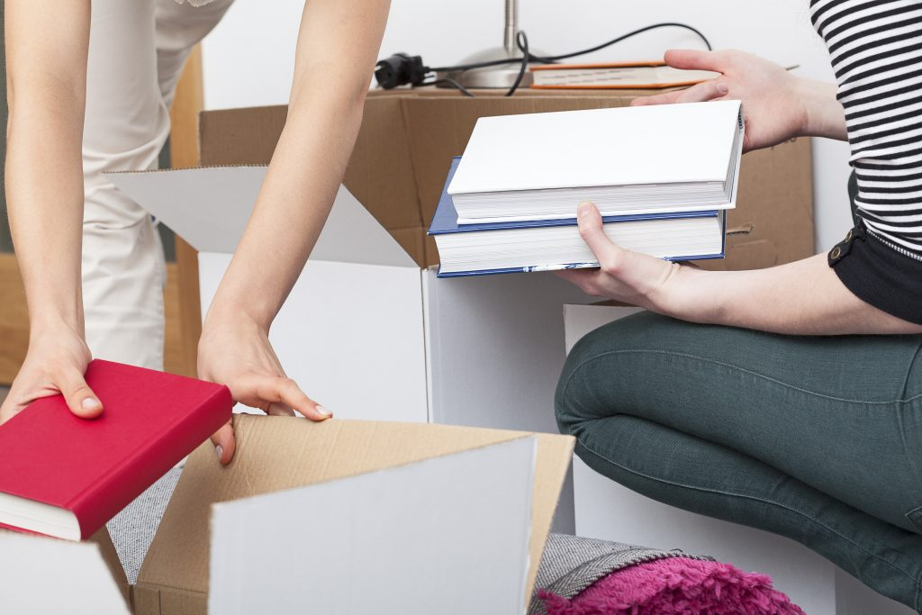 Moving Your Home Library: How to Move Your Books Safely