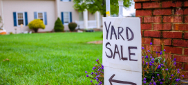 5 Yard Sale Tips Before You Move